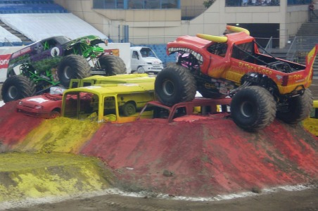 Monster Jam Madrid