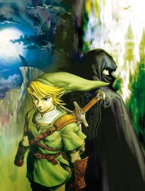 Link y la princesa del crepúsculo