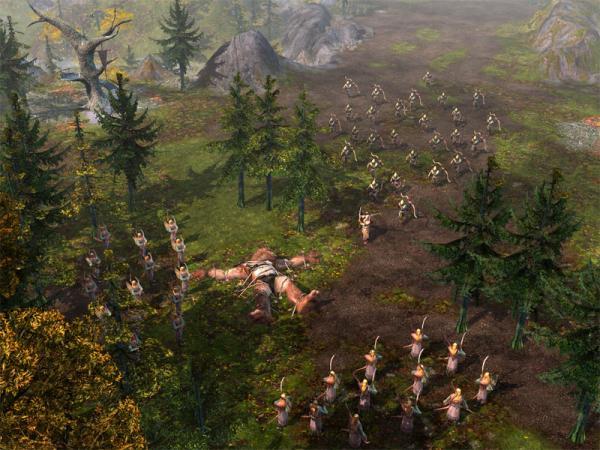 El Señor de los Anillos: La Batalla por la Tierra Media II (PC, Xbox 360)