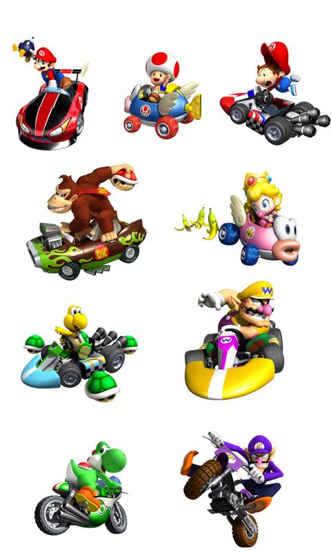 Todo Juegos Todojuegos Screen Shots Wii Mario Kart Wii