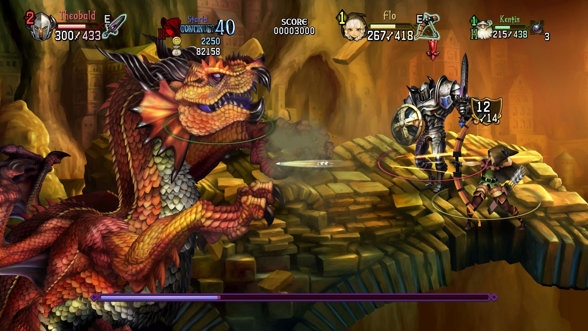 Dragon S Crown Pro Juego Playstation 4 Analisis
