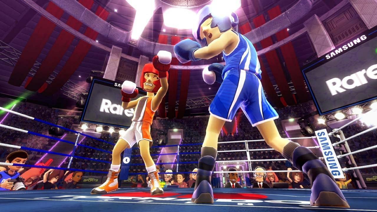 Todo Juegos Todojuegos Screen Shots Xbox 360 Kinect Sports