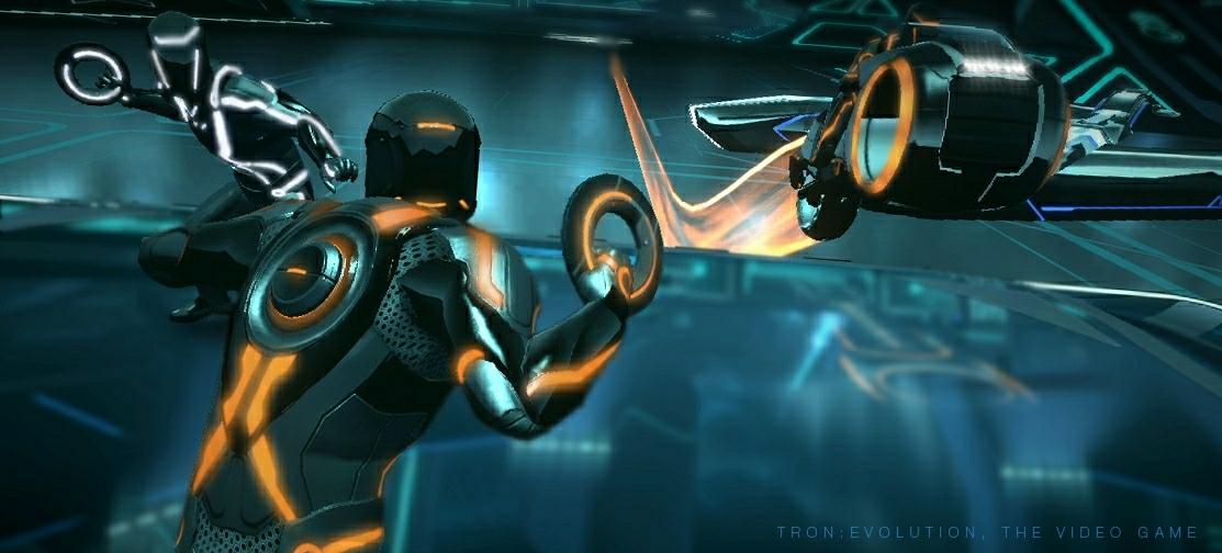 TRON Evolution  Juego PC Xbox 360 PS3  Anlisis