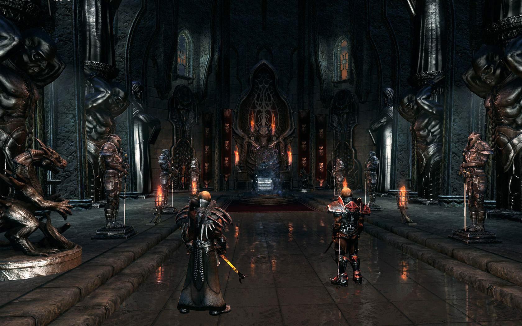 Рецензия игры Two Worlds 2.